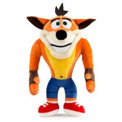Crash Bandicoot peluche Phunny Crash Bandicoot Kidrobot