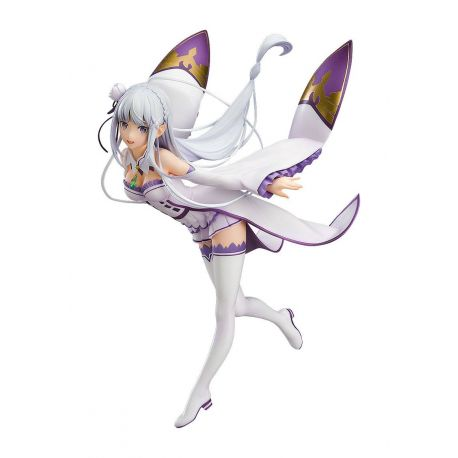 Re:ZERO -Starting Life in Another World- statuette 1/7 Emilia Good Smile Company