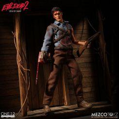 Evil Dead 2 figurine 1/12 Ash Mezco Toys