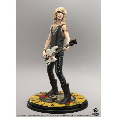 Guns n' Roses statuette Rock Iconz Duff McKagan Knucklebonz