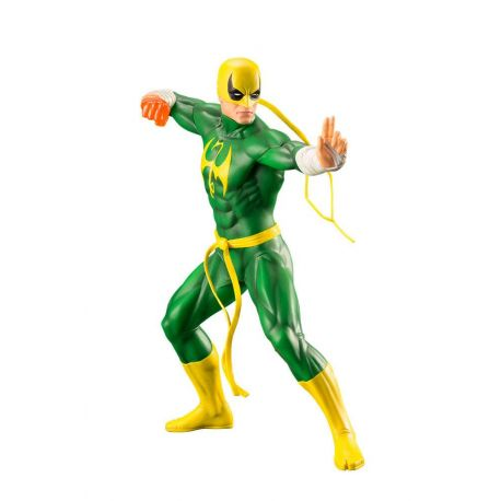 Marvel's The Defenders statuette ARTFX+ 1/10 Iron Fist Kotobukiya