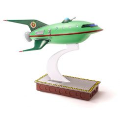 Futurama réplique Master Series Planet Express Ship Quantum Mechanix