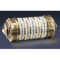 Da Vinci Code réplique Mini Cryptex Noble Collection