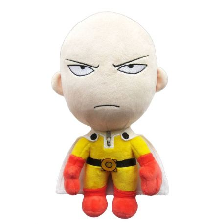 One-Punch Man peluche Saitama Angry Version Sakami Merchandise