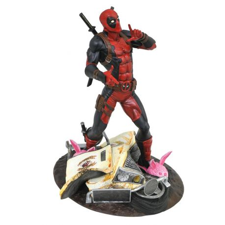 Marvel Gallery statuette Taco Truck Deadpool Diamond Select