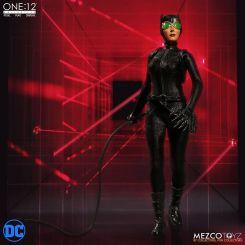 DC Comics figurine 1/12 Catwoman Mezco Toys
