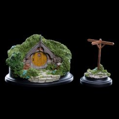 Le Hobbit Un voyage inattendu statuette 5 Hill Lane WETA Collectibles