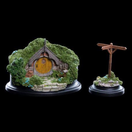 Le Hobbit Un voyage inattendu statuette 5 Hill Lane WETA Collectibles