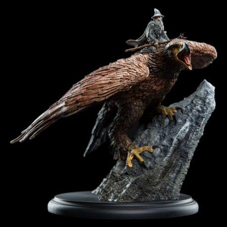 Le Seigneur des Anneaux statuette Gandalf on Gwaihir WETA Collectibles