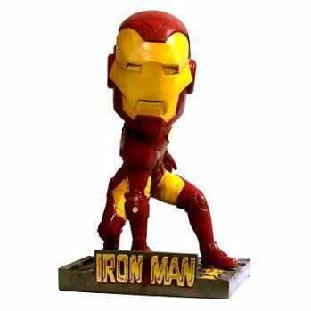 Marvel Bobble Head Iron Man 18cm