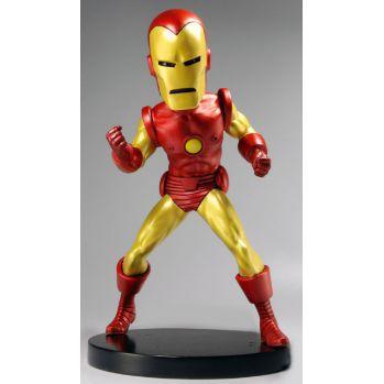 Marvel Classic Extreme Head Knocker Iron Man Neca