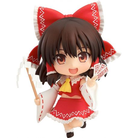 Touhou Project figurine Nendoroid Reimu Hakurei 2.0 Repeat Good Smile Company