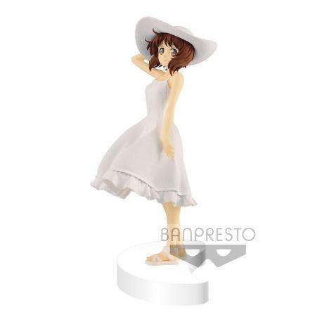 Girls und Panzer das Finale figurine EXQ Miho Nishizumi Banpresto