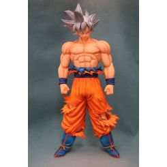 Dragonball Z figurine Grandista Resolution of Soldiers Son Goku 3 Banpresto