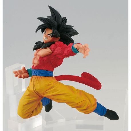 Dragonball Super figurine Son Goku Fes Super Saiyan 4 Son Goku Banpresto