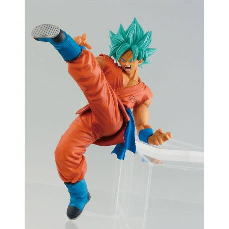 Dragonball Super figurine Son Goku Fes Super Saiyan God Super Saiyan Son Goku Banpresto