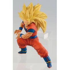 Dragonball Super figurine Son Goku Fes Super Saiyan 3 Son Goku Banpresto