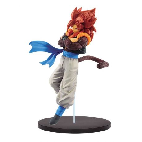 Dragonball Super figurine Son Goku Fes Super Saiyan 4 Gogeta Banpresto