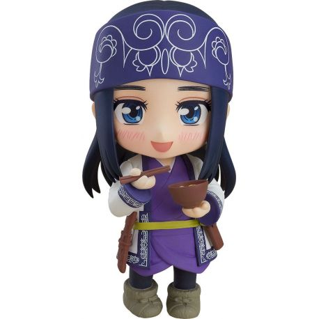 Golden Kamuy figurine Nendoroid Asirpa Good Smile Company