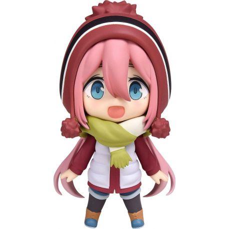 Laid-Back Camp figurine Nendoroid Nadeshiko Kagamihara Good Smile Company