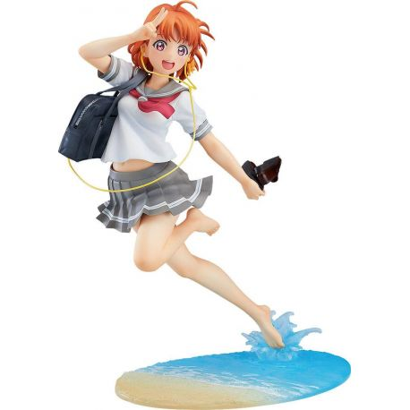 Love Live! Sunshine!! statuette 1/8 Chika Takami Blu-ray Jacket Ver. Good Smile Company
