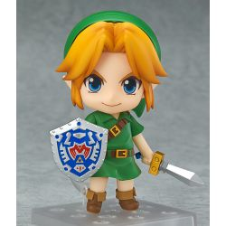 The Legend of Zelda Majora's Mask 3D figurine Nendoroid Link Majora's Mask 3D Ver. Good Smile Company