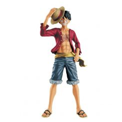 One Piece figurine Memory Monkey D. Luffy Banpresto