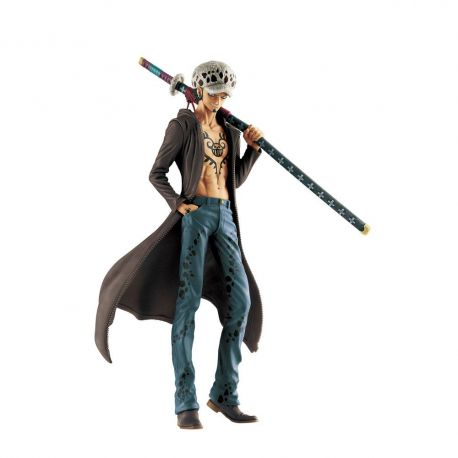 One Piece figurine Memory Trafalgar Law Banpresto
