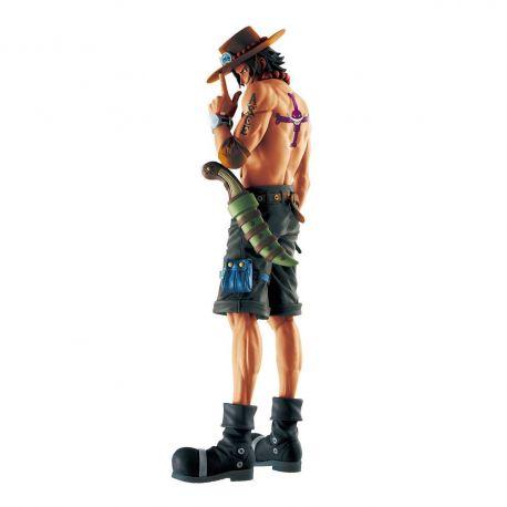 One Piece figurine Memory Portgas D. Ace Banpresto