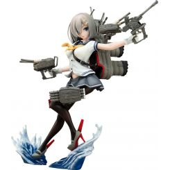Kantai Collection statuette 1/8 Hamakaze Phat!