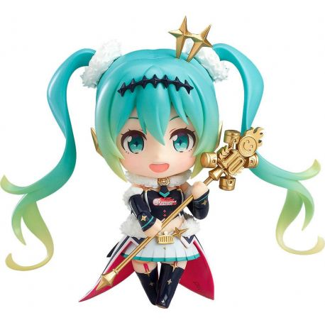 Hatsune Miku GT Project figurine Nendoroid Racing Miku 2018 Ver. Good Smile Racing