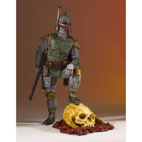 Star Wars statuette Collectors Gallery 1/8 Boba Fett Gentle Giant
