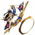 Fate/Grand Order figurine 4 Inch Nel Archer/Ishtar Sentinel