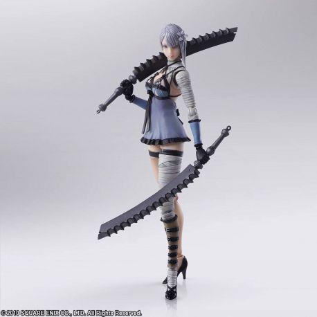 NieR RepliCant/Gestalt Bring Arts figurine Kaine Square-Enix