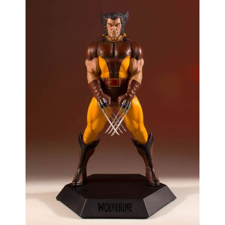 Marvel Comics statuette Collectors Gallery 1/8 Wolverine '80 Gentle Giant