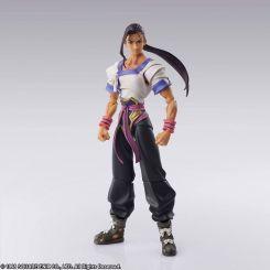 Xenogears Bring Arts figurine Fei Fong Wong Square-Enix