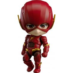 Justice League figurine Nendoroid Flash Justice League Edition Good Smile Company