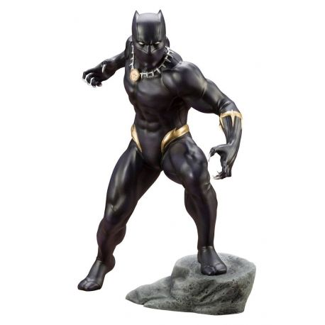 Marvel statuette ARTFX+ 1/10 Black Panther Kotobukiya