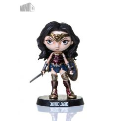 Justice League figurine Mini Co. Wonder Woman Iron Studios