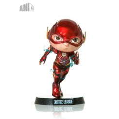Justice League figurine Mini Co. Flash Iron Studios