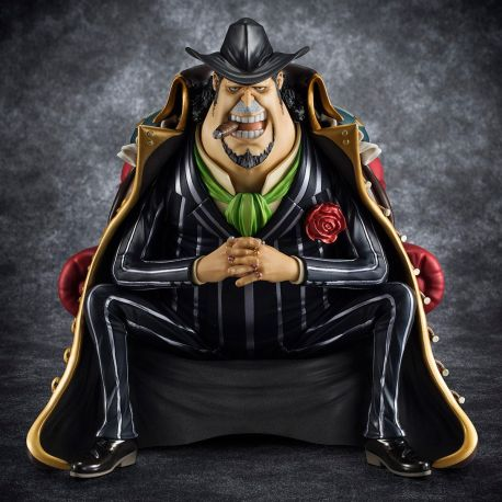 One Piece statuette 1/8 Excellent Model P.O.P S.O.C Capone Gang Bege Megahouse