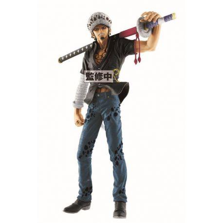 One Piece figurine Big Size Trafalgar Law Banpresto