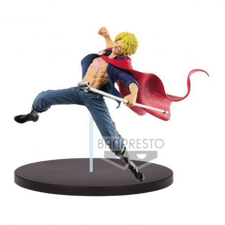 One Piece figurine BWFC Special Sabo Banpresto