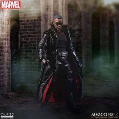 Marvel Universe figurine 1/12 Blade Mezco Toys