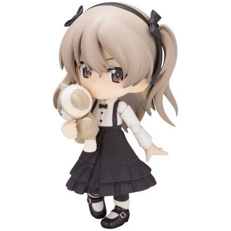 Girls und Panzer der Film figurine Cu-Poche Alice Shimada Kotobukiya