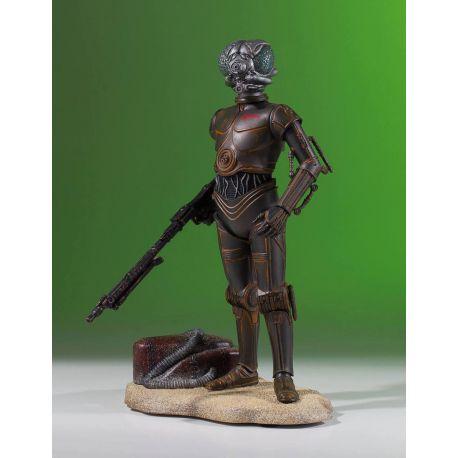 Star Wars statuette Collectors Gallery 1/8 4-LOM Gentle Giant