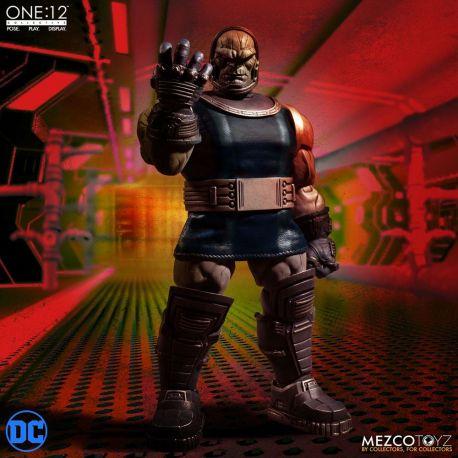 DC Comics figurine lumineuse 1/12 Darkseid Mezco Toys