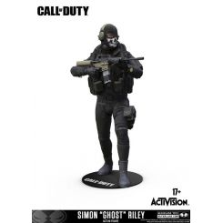 Call of Duty figurine Simon 'Ghost' Riley McFarlane Toys
