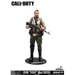 Call of Duty figurine John 'Soap' MacTavish McFarlane Toys