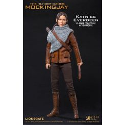 Hunger Games L'Embrasement figurine MFM 1/6 Katniss Everdeen Hunting Ver. Star Ace Toys